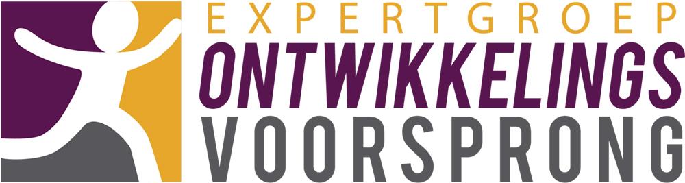 Logo Expertgroep Ontwikkelingsvoorsprong 2018 - RGB